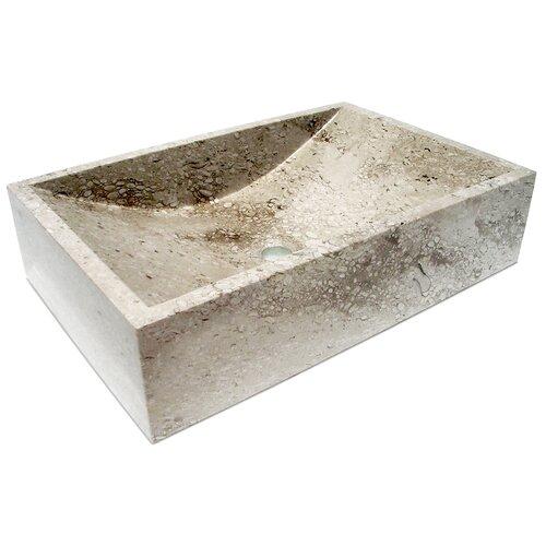 D'Vontz Blok Vessel Bathroom Sink