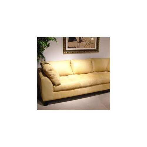 Omnia Furniture Espasio Leather  Sofa