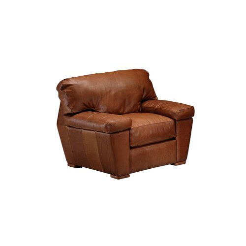 Omnia Furniture Prescott Leather Chair
