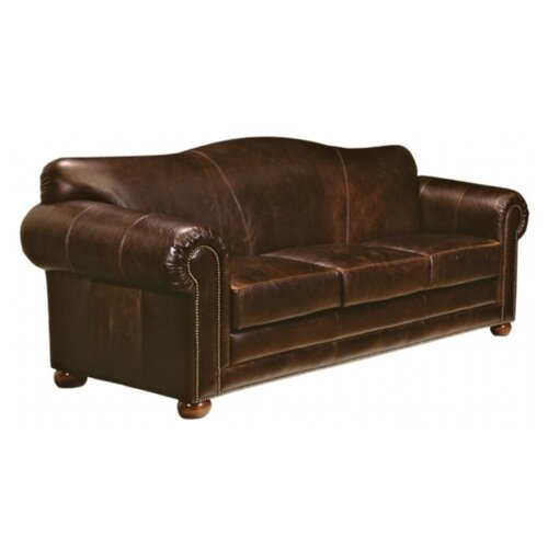 Sedona Leather Sleeper Sofa