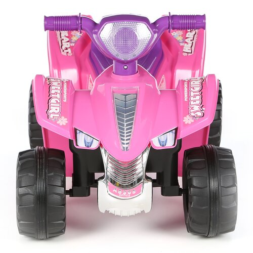 Lil Rider Princess 6V Battery Powered ATV Amp Reviews