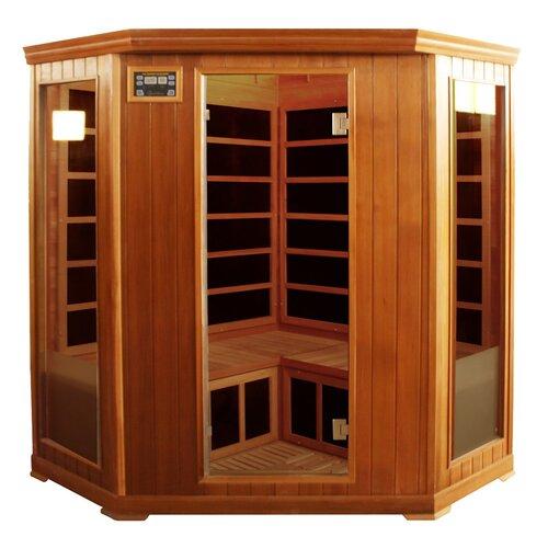 Family Series 3-4 Person Carbon FAR Infrared Sauna