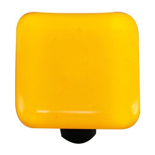 "Hot Knobs Solids 1.5"" Square Knob"