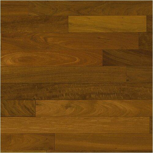 "Solid Brazilian Walnut Hardwood Flooring: IndusParquet 3-1/8"" Solid Brazilian Pecan Flooring"