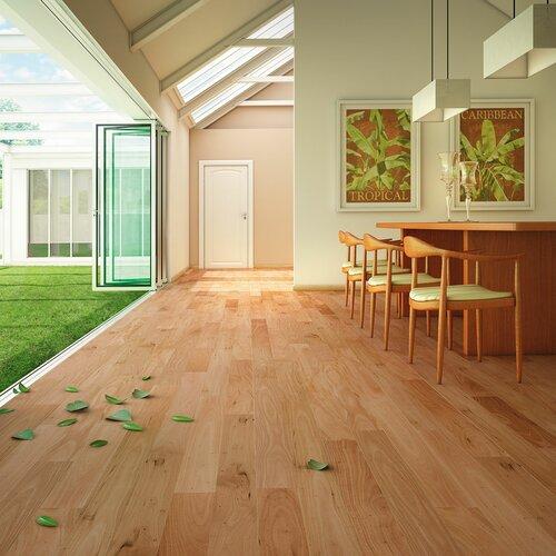 "IndusParquet 3"" Solid Hardwood Amendoim Flooring"