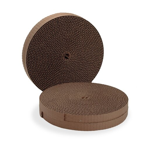 Turbo Linerboard Cat Scratcher Replacement Pad