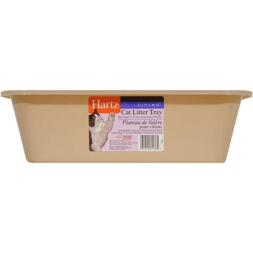 """Hartz 20.2"""" x 4"""" x 13.75"""" Regular Hartz® Living™ Litter Tray"""