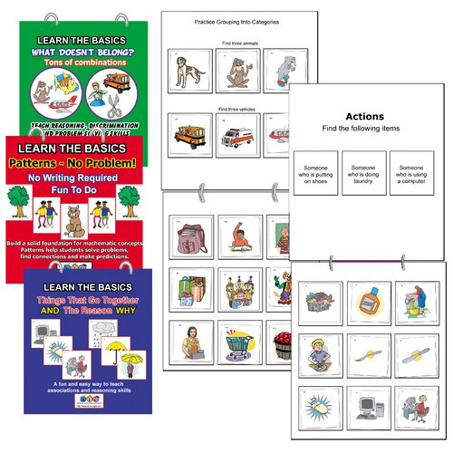 Natural Learning Concepts Learn The Basics Bundle
