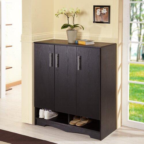 Hokku Designs Sadie Modern Shoe Cabinet Reviews Wayfair