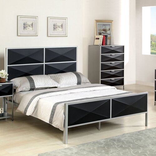 Two Tone Modern Bedroom Furniture Wayfair