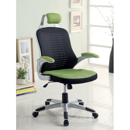 Hokku Designs Tarbo Mesh Office Chair with Arms