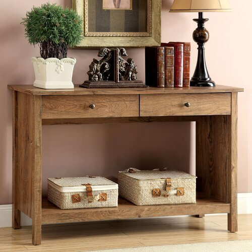 Waldon Console Table
