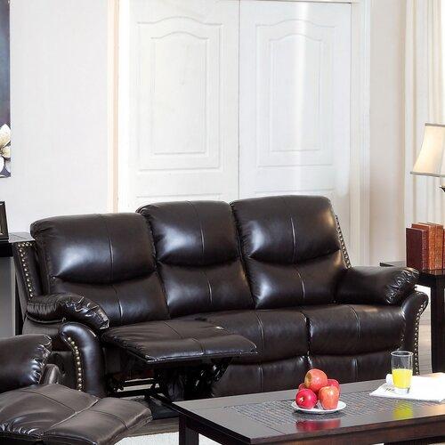 Hokku Designs Tamner Reclining Sofa