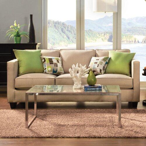 Limelite Plush Sofa