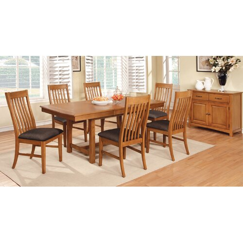 Leillain 7 Piece Dining Set