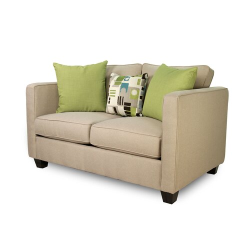 Limelite Plush Loveseat