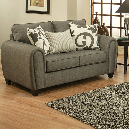 Central Chenille Loveseat