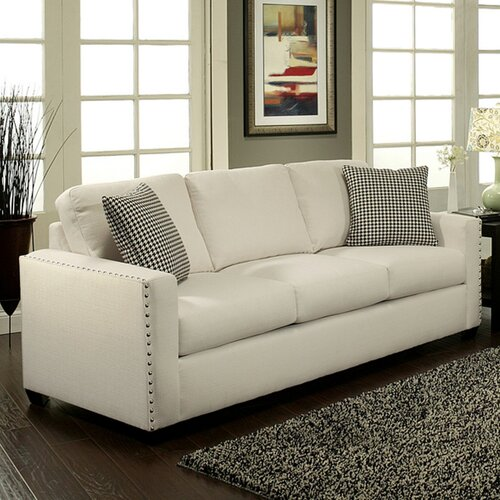 Oldfields Cotton Sleeper Sofa