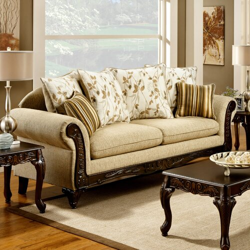 Aveline Cotton Sofa