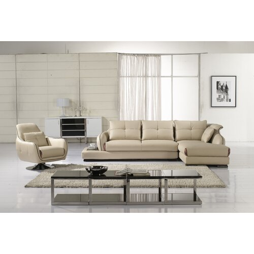 Hokku Designs Davis Sectional