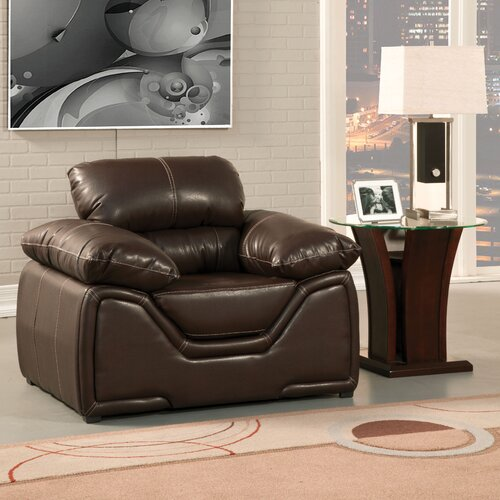 Velasco Leather Chair