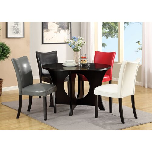 Gleaming 5 Piece Dining Set