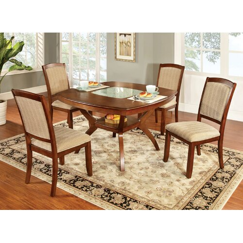 Enitial Lab Dixie 5 Piece Dining set