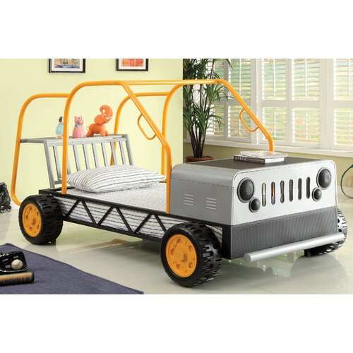 Hokku Designs Irwin Twin Car Bed