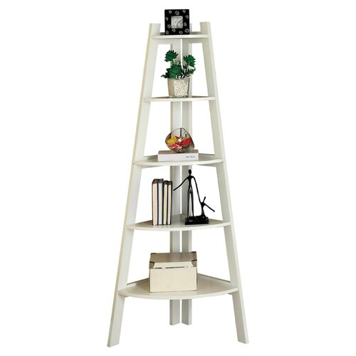 "Hokku Designs Kala 63.25"" Ladder Bookcase"
