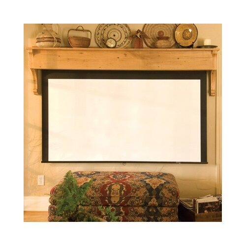 Draper Silhouette/Series M Radiant Electric Projection Screen