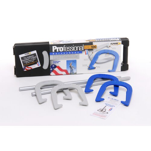 American Professional Horseshoe Game Set