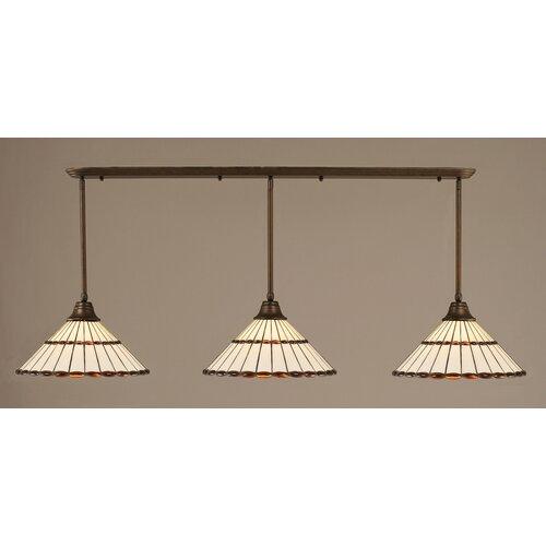 3 Light Multi Light Pendant