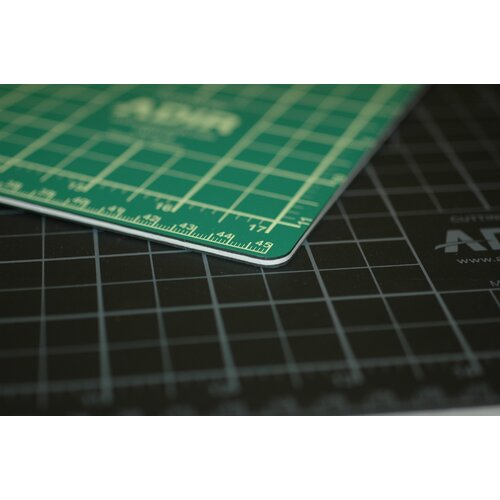 Adir Corp Self Healing Cutting Mat Reversible Green/Black