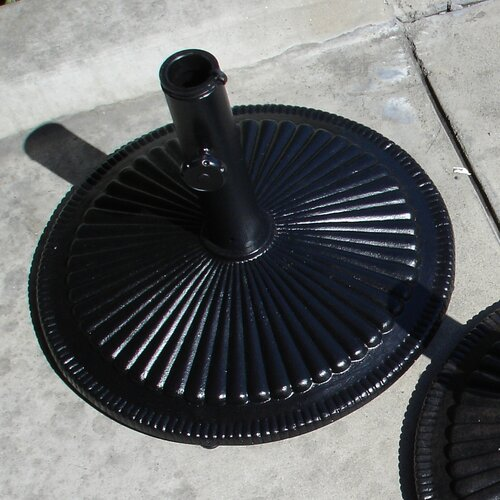 Free Standing Aluminum Shell Umbrella Base