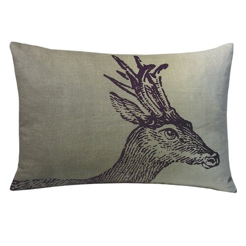 Kevin O'Brien Studio Deer Decorative Pillow