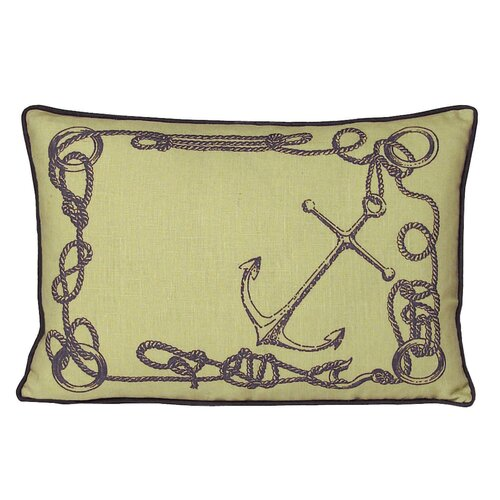 Kevin O'Brien Studio Knots Decorative Pillow