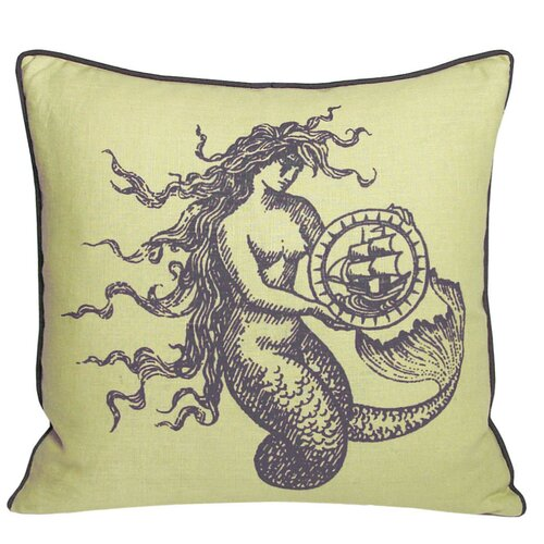 Mermaid Decorative Pillow