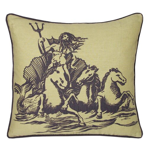Poseidon Decorative Pillow
