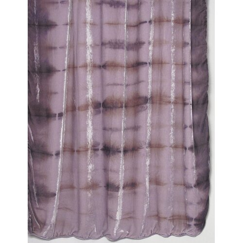 Rorschach Velvet Rayon Throw