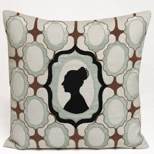 Silhouette Decorative Pillow