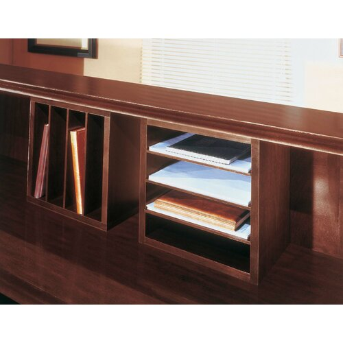 DMI Office Furniture Governor's Organizer for Bridge Risers