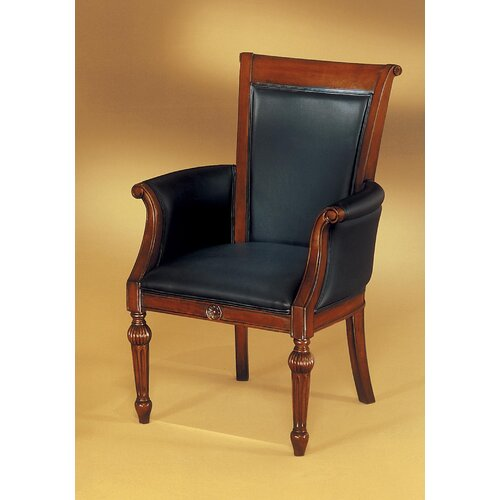DMI Office Furniture Antigua Leather Guest Chair
