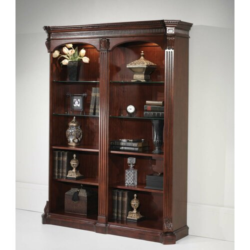 "DMI Office Furniture Balmoor 76"" Double Bookcase"