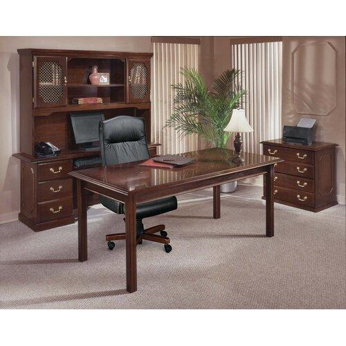 DMI Office Furniture Governor's Standard Desk Office Suite
