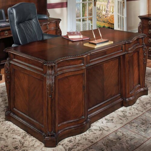 dmi balmoor executive desk reviews wayfair