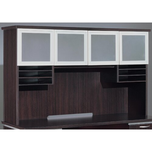 "DMI Office Furniture Pimlico 42"" H x 72"" W Desk Hutch"