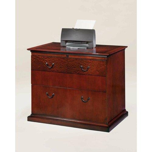 DMI Office Furniture Del Mar 2-Drawer  File