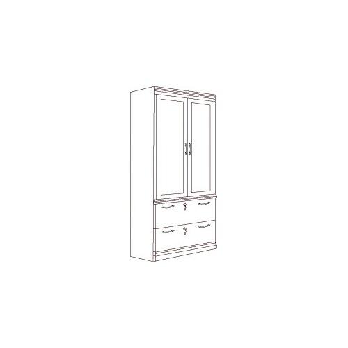 Belmont 2-Drawer File Storage Unit