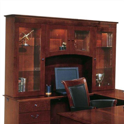 "DMI Office Furniture Del Mar 48"" H x 72"" W Desk Hutch"