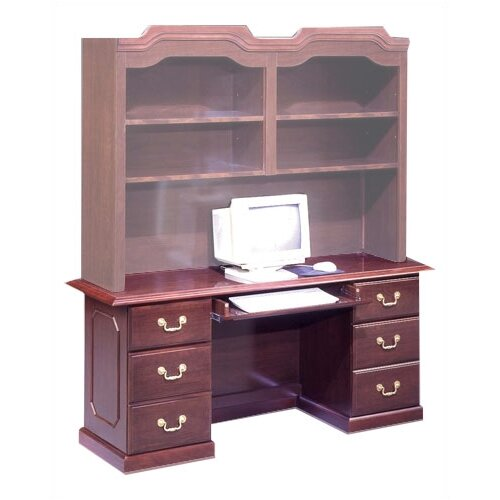 DMI Office Furniture Governor's Computer Credenza